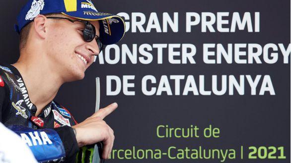 Moto GP. Quinta pole del año para Quartararo