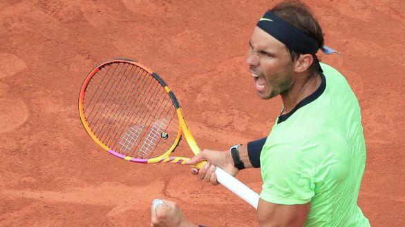 Roland Garros. Nadal, a octavos en velocidad de crucero y Alcaraz se despide