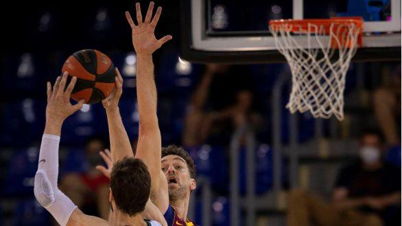 Playoff ACB. El Barcelona no quiere más sustos y sentencia al Joventut |94-73