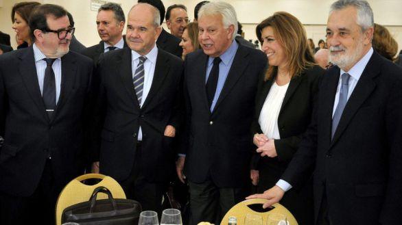 El apoyo de Manuel Chaves a los indultos a los presos del procés