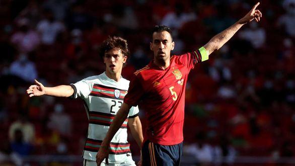 Busquets se pierde la Eurocopa tras dar positivo en coronavirus