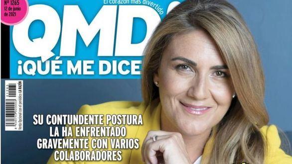 Carlota Corredera se erige como la mayor defensora de Rocío Carrasco