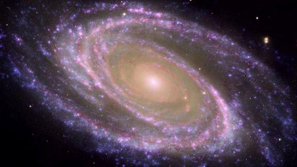 Identifican el origen de las primeras estructuras formadas en galaxias como la Vía Láctea
