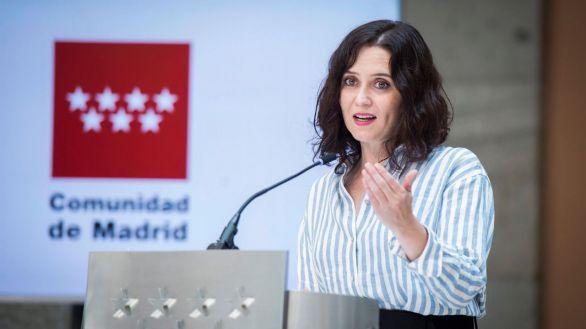 La Audiencia Nacional da la razón a Ayuso y suspende las medidas de ocio y hostelería en Madrid