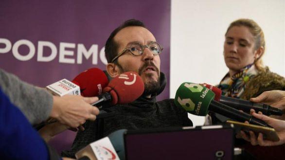 ¿Echenique ministro? Los rumores se disparan después de un borrado masivo de 'tuits'