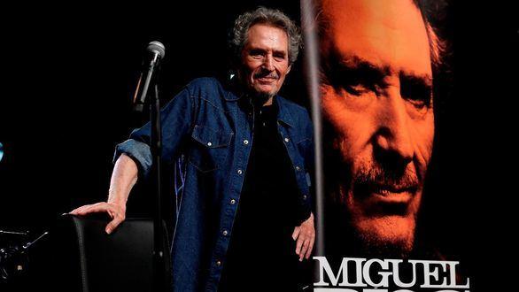 Miguel Ríos cumple 77 cumpleaños al ritmo de nuevo disco