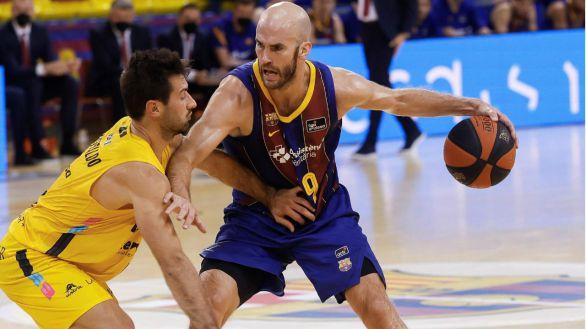 Playoff ACB. El Barcelona arrasa al Tenerife con un tercer cuarto histórico |112-69