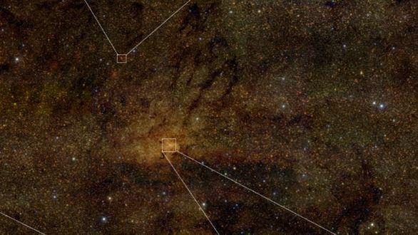 El catálogo de estrellas más extenso del centro galáctico con un detalle sin precedentes