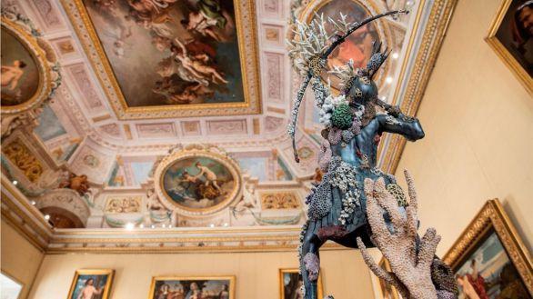 La Galería Borghese abre sus puertas a las obras del controvertido Damien Hirst