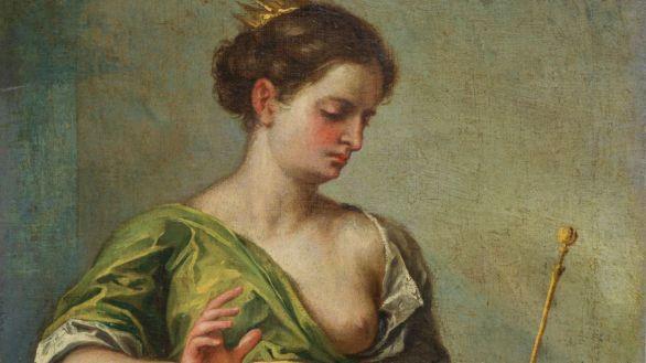 El Prado adquiere una singular obra mitológica de Alonso Cano, La diosa Juno