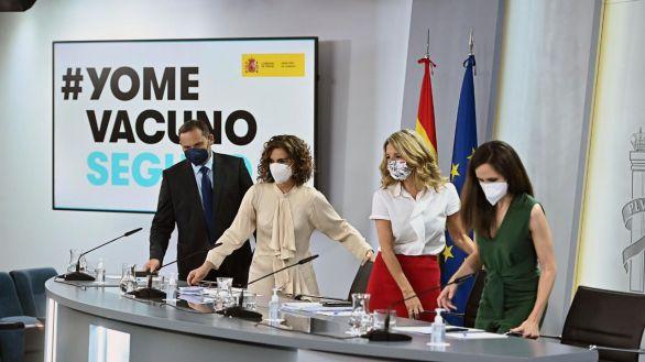 El Gobierno, tras la carta de Junqueras, dice que hay que