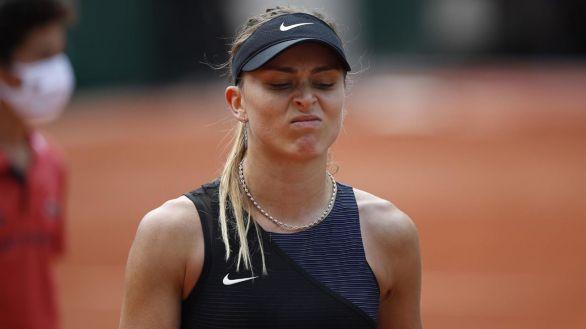 Roland Garros. El camino de Badosa y Davidovich acaba en cuartos de final
