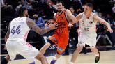 Playoff ACB. El Valencia no se apiada de un Real Madrid mermado |85-67