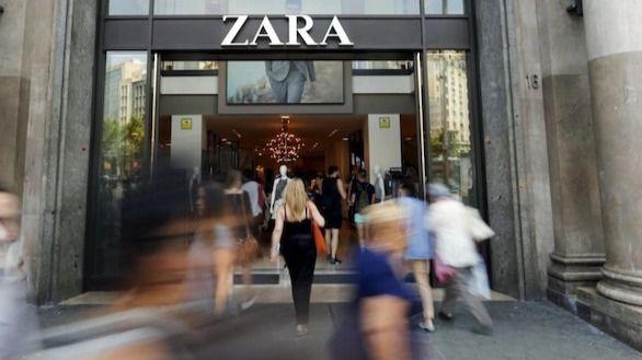 Inditex vuelve a beneficios en el primer trimestre del año