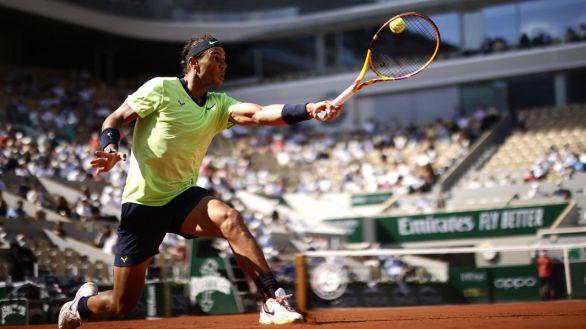 Roland Garros. Espectacular: Rafa Nadal apea a Schwartzman y entra en semis