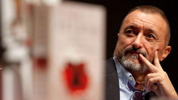 Arturo Pérez-Reverte prepara el lanzamiento de su nueva novela, El italiano