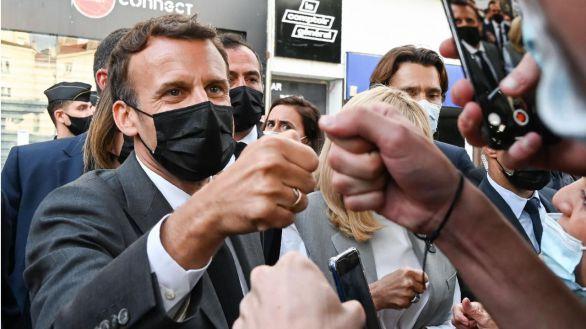 El autor de la bofetada a Macron pasará cuatro meses en prisión