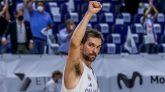 ACB Playoffs. El Real Madrid, primer finalista tras doblegar con sufrimiento al Valencia