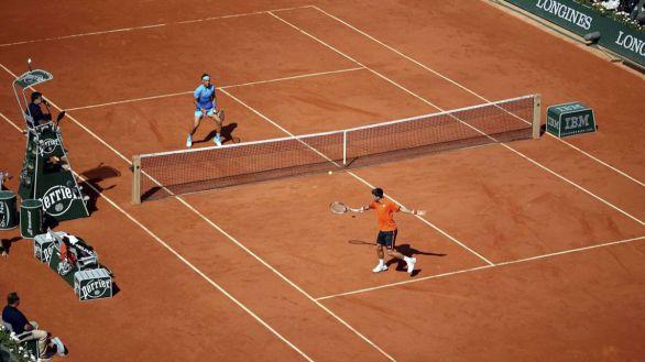 Roland Garros. Esto se han dicho Rafa Nadal y Djokovic antes de enfrentarse
