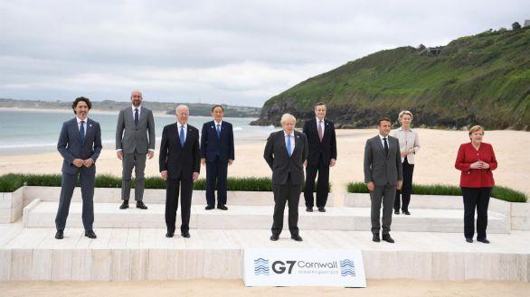 Arranca el G7, la primera cumbre global tras la pandemia