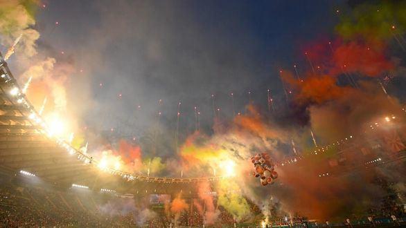Gala de inauguración de la Eurocopa 2020-21 de fútbol