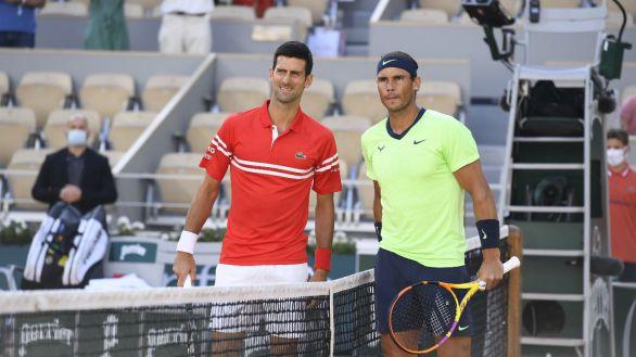 Roland Garros. Djokovic se rinde ante Nadal y tilda de