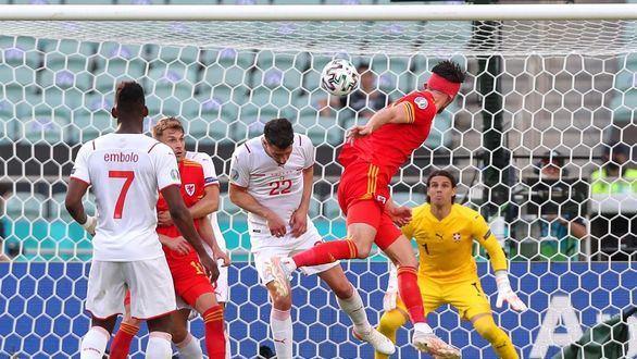 Eurocopa 2020. Gales arranca un punto a Suiza   1-1