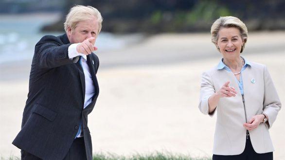 Reino Unido y la UE, nuevo choque en el horizonte por Irlanda del Norte