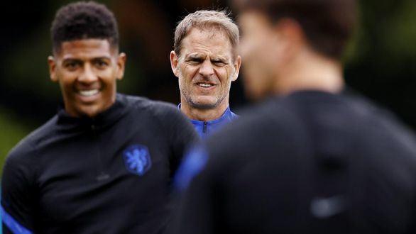 Ver para creer: una avioneta le pide a De Boer que Países Bajos juegue con un 4-3-3