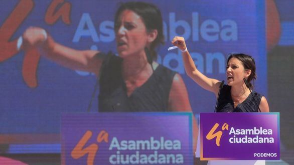 Montero apoya la candidatura de Belarra defendiendo a Juana Rivas