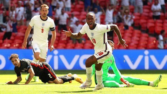 Inglaterra golpea a Croacia en el estreno | 1-0