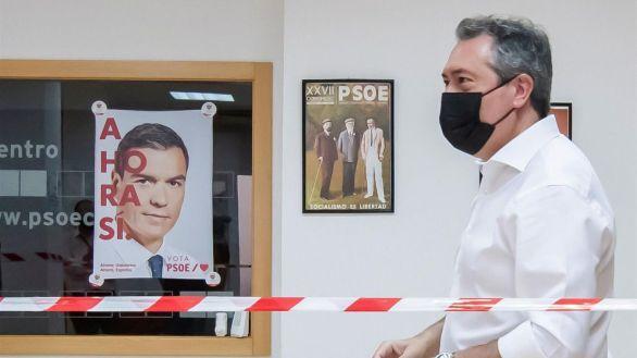 Juan Espadas, el candidato oficial de Ferraz, gana las primarias andaluzas a Susana Díaz