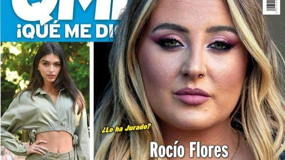 Rocío Flores, agobiada por la serie documental de su madre