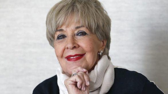 Suspendidas las actuaciones de Concha Velasco tras ser operada
