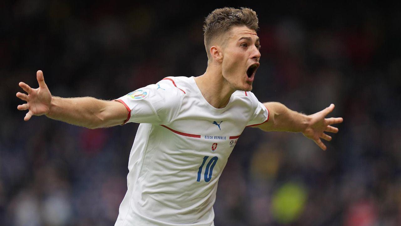 República Checa tumba el ímpetu escocés con el gol del torneo | 0-2