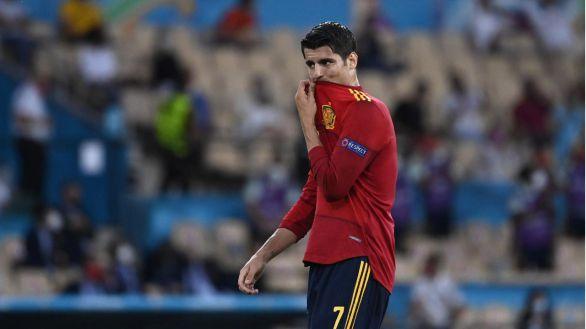 La Selección arropa a Morata: