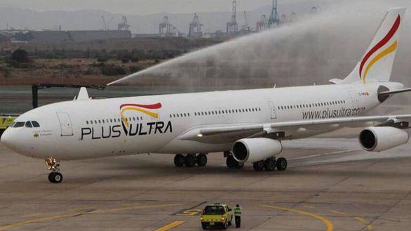 El Tribunal de Cuentas investiga el rescate a la aerolínea Plus Ultra
