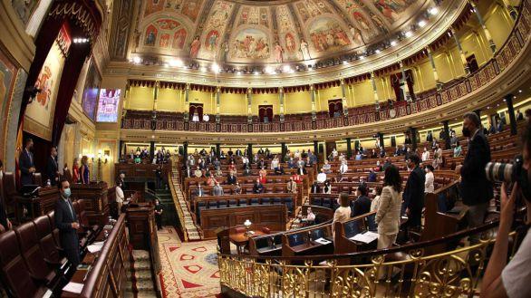 El Congreso de los Diputados este martes.