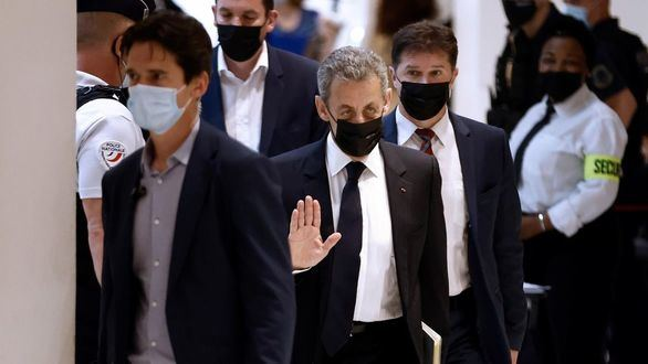 Sarkozy, condenado por segunda vez desde su salida del Elíseo