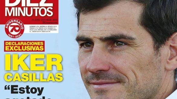 Iker Casillas pide ayuda profesional: