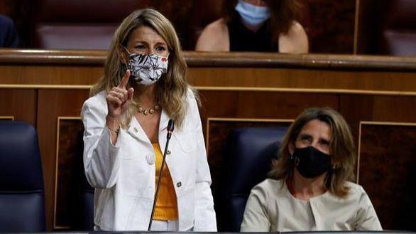 Egea, a Yolanda Díaz: