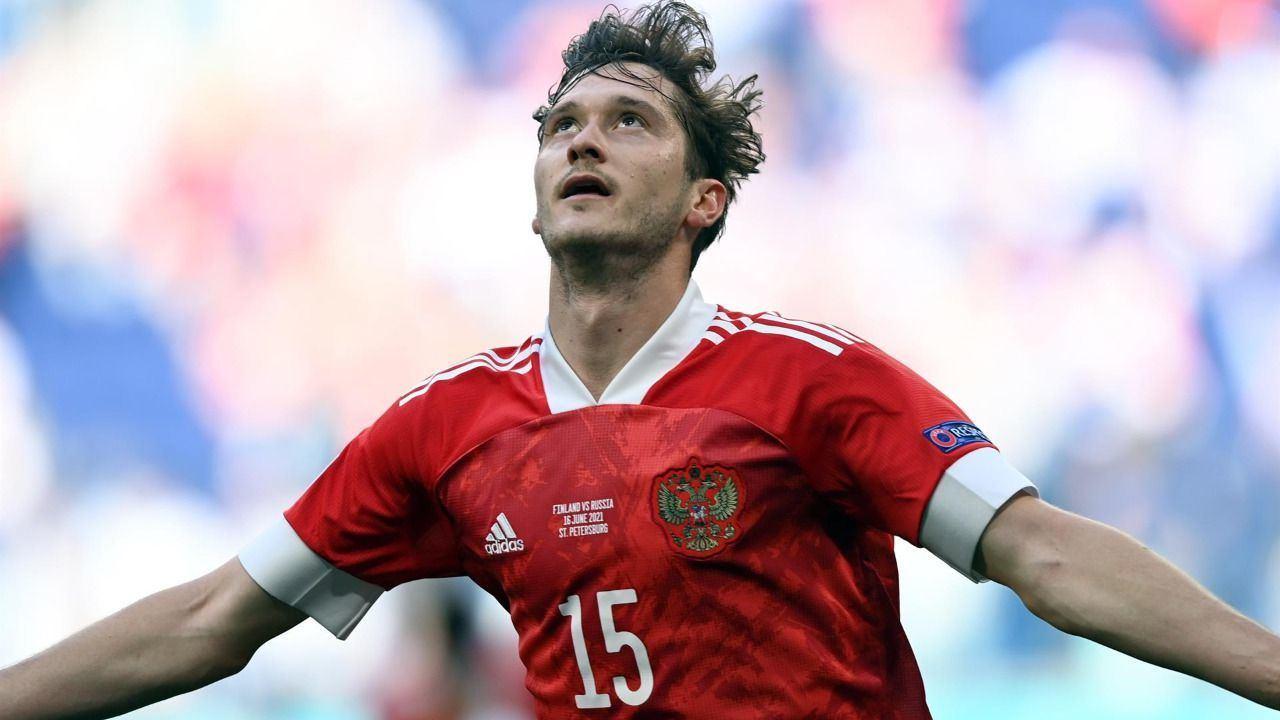 Rusia reacciona y evita el susto ante Finlandia |0-1