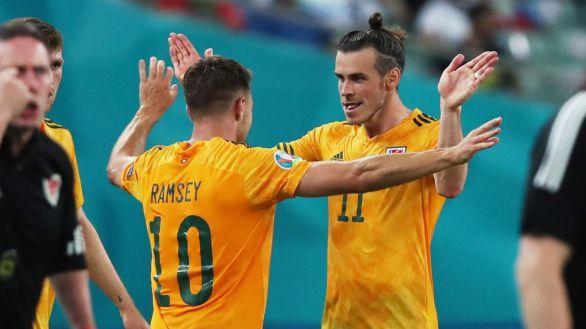 Bale y Ramsey lideran a Gales y ponen en aprietos a Turquía |0-2
