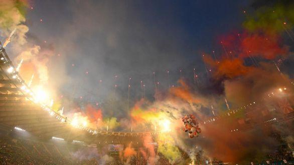 Desactivado un coche bomba a cinco kilómetros del Olímpico de Roma