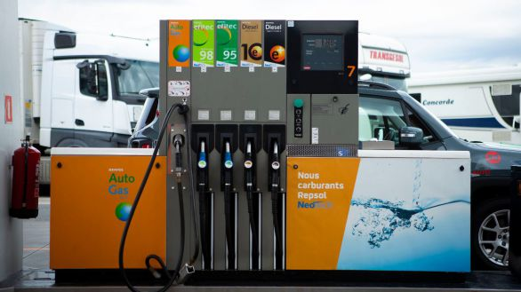 El precio de la gasolina marca sus máximos de los últimos siete años