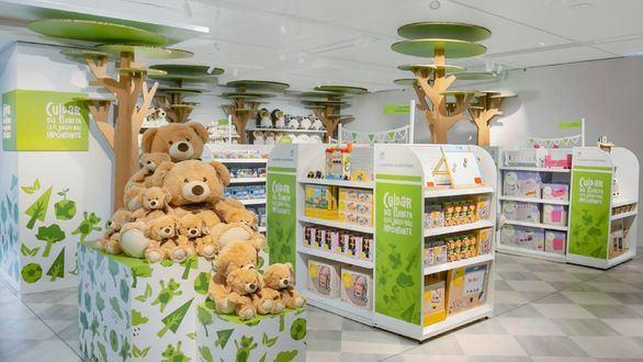 El Corte Inglés pone en marcha una nueva línea dedicada a juguetes sostenibles