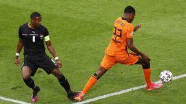Alaba frena a Austria y Dumfries lanza a Países Bajos | 2-0