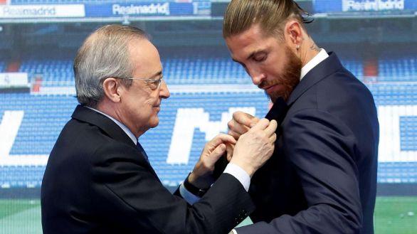 Cuando defender a Sergio Ramos acaba con él fuera del Real Madrid y de España