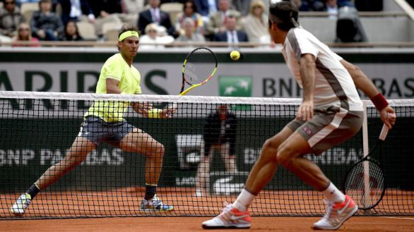 Tenistas al límite: Rafa Nadal, Naomi Osaka, Roger Federer, Dominic Thiem...