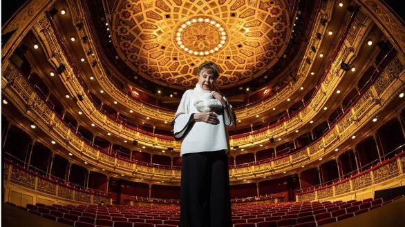 Gemma Cuervo, premio Max de Honor 2021